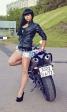 Фотосессия на мотоцикле_2