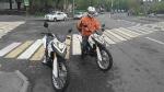 Обучение на мотоцикле в городском режиме с мотоинструктором_3