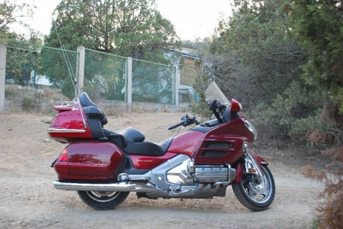 Honda Gold Wing №52