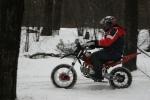 Мотошкола зимой