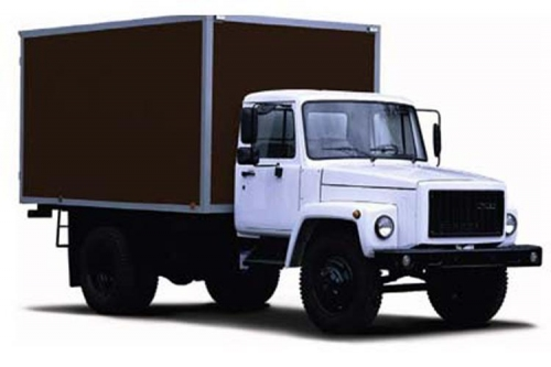 ГАЗ 3309_1