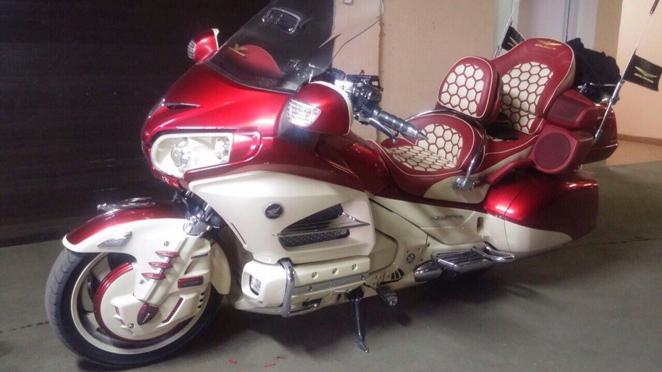 Honda GL 1800 Goldwing №164