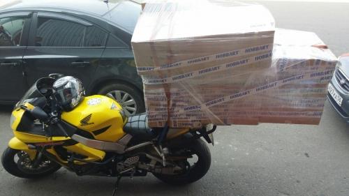Honda CBR929RR №37