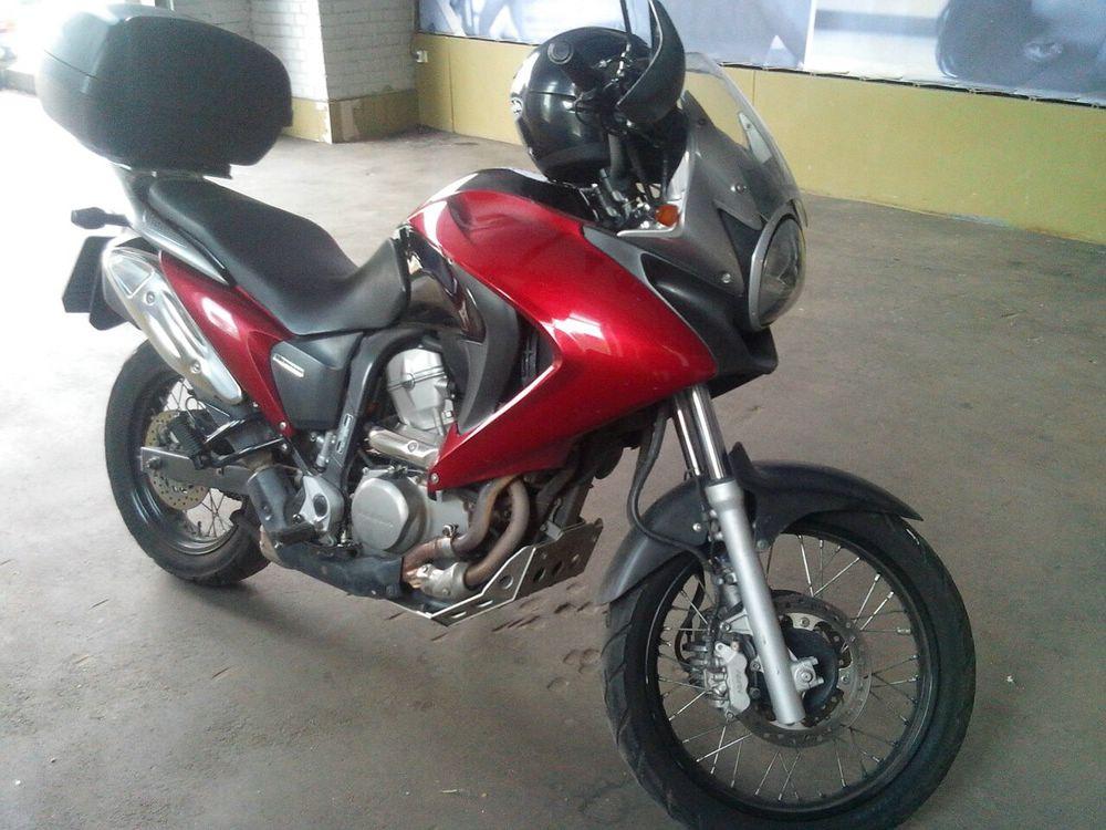 Honda TransAlp №83
