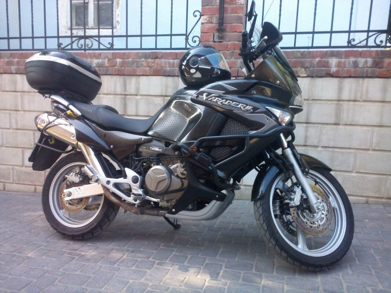 Honda XL 1000 №165