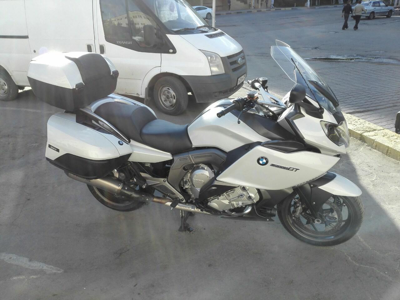 BMW K 1600GT №195