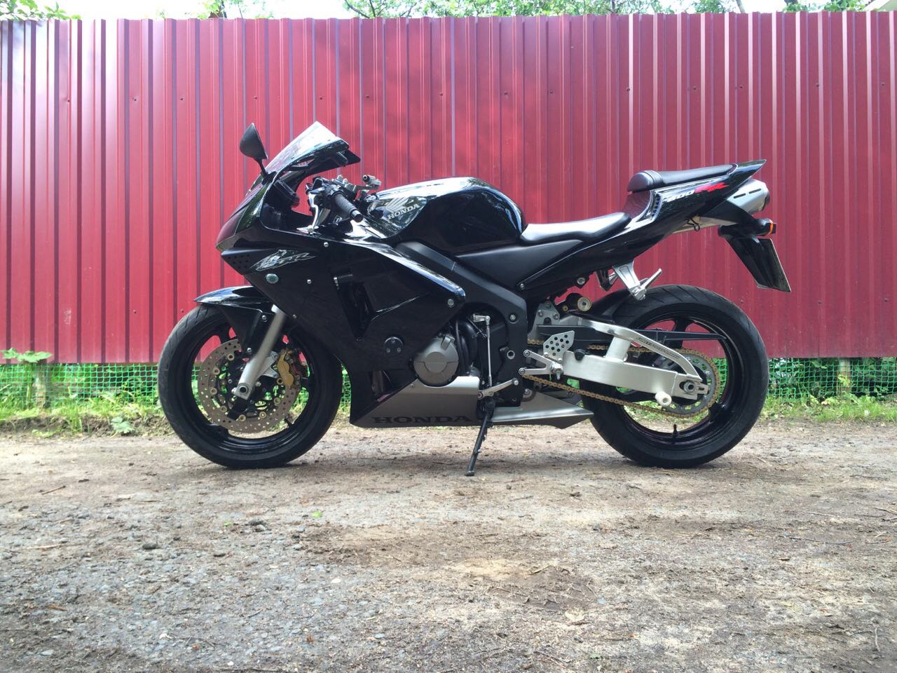 Honda CBR 600 RR №213
