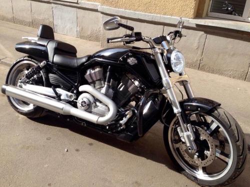Harley Davidson VRoad muscle №210_1