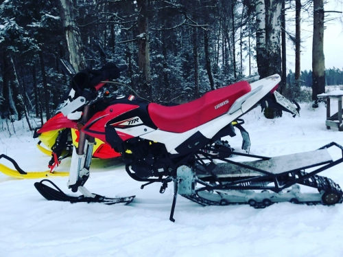 Прокат снегохода (сноубайк)_2