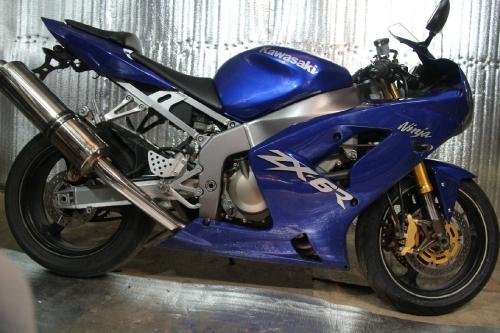 Kawasaki ZX 6 R Ninj_1