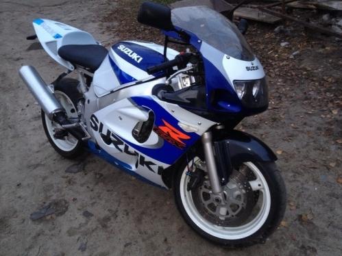 Suzuki GSXR 600 1999_1
