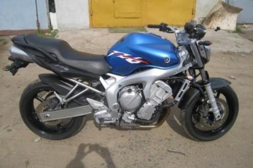 Yamaha FZ6N_1