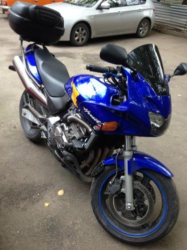 Honda CB600S Hornet №75