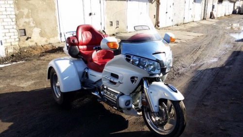 Gold Wing 1800 №164