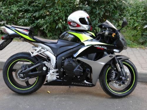 Honda CBR 600 RR № 26